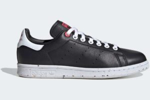 adidas-stan smiths-womens-black-FW2226-black-trainers-womens