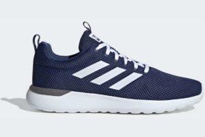 adidas-lite racer clns-mens-blue-FW1334-blue-trainers-mens