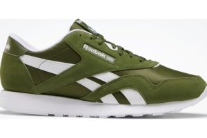 reebok-classic nylons-Men-green-FV2087-green-trainers-mens