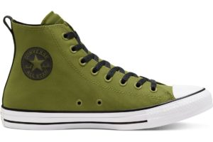 converse-all star high-mens-green-168711C-green-trainers-mens