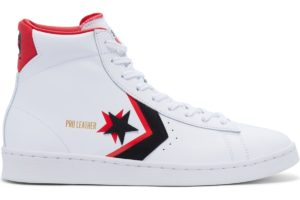 converse-pro leather-womens-red-169024C-red-trainers-womens