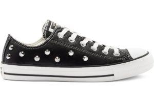 converse-all star ox-womens-black-569702C-black-trainers-womens