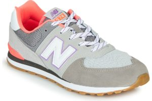 new balance-574 s (trainers) in-womens-grey-gc574soc-grey-trainers-womens