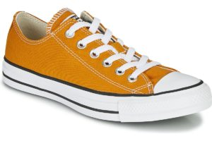 converse-all star-womens-yellow-168578c-yellow-trainers-womens