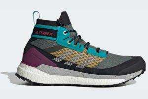 adidas-terrex free hikings-mens-brown-FV6818-brown-trainers-mens