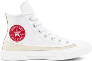 converse-all star high-womens-red-168898C-red-trainers-womens
