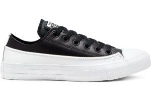 converse-all star ox-womens-black-168921C-black-trainers-womens