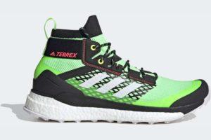 adidas-terrex free hikings-mens-green-FV6790-green-trainers-mens