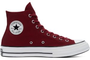 converse-all star high-womens-red-169778C-red-trainers-womens