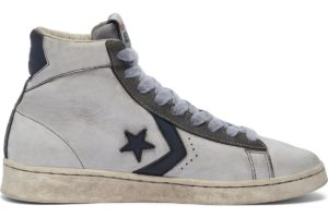 converse-pro leather-womens-blue-169119C-blue-trainers-womens