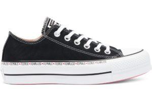 converse-all star ox-womens-black-569262C-black-trainers-womens