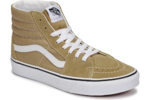 vans-sk8-hi s (high-top trainers) in beige-womens-beige-vn0a4u3c7zf1-beige-trainers-womens
