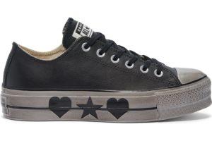 converse-all star ox-womens-black-569118C-black-trainers-womens