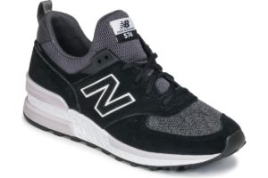 new balance-ws574 s (trainers) in-womens-black-ws574eb-black-trainers-womens