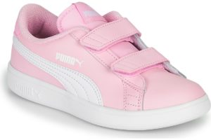 puma-smash ss (trainers) in-boys