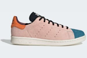 adidas-stan smith recons-mens-pink-EF4974-pink-trainers-mens