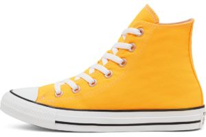 converse-all star high-womens-orange-167236C-orange-trainers-womens