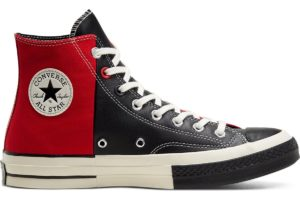 converse-all star high-womens-red-168624C-red-trainers-womens