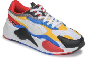 puma-rs-x3 s (trainers) in-womens-multicolour-371570-04-multicolour-trainers-womens