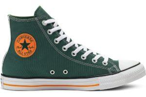 converse-all star high-womens-green-164412C-green-trainers-womens