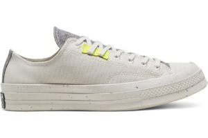 converse-all star ox-womens-white-168618C-white-trainers-womens