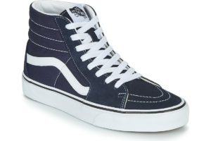 vans-sk8-hi s (high-top trainers) in-womens-blue-vn0a4bv6v7e1-blue-trainers-womens