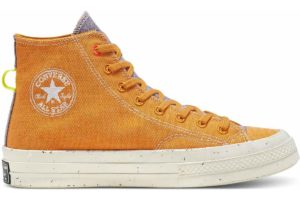 converse-all star high-womens-yellow-168615C-yellow-trainers-womens