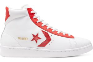 converse-pro leather-womens-red-168616C-red-trainers-womens