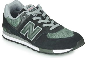 new balance-gc574fna s (trainers) in-womens-black-gc574fna-black-trainers-womens