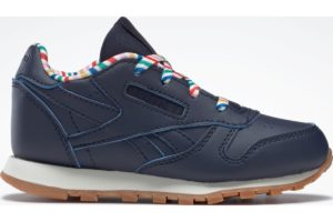reebok-classic leathers-Kids-blue-FW6140-blue-trainers-boys