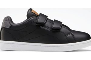 reebok-royal complete cln alts-Kids-black-FV2705-black-trainers-boys
