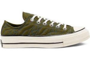 converse-all star ox-womens-green-568679C-green-trainers-womens
