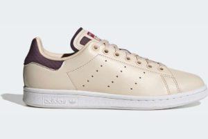 adidas-stan smiths-womens-beige-FX9068-beige-trainers-womens