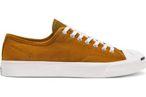 converse-jack purcell-womens-yellow-168676C-yellow-trainers-womens