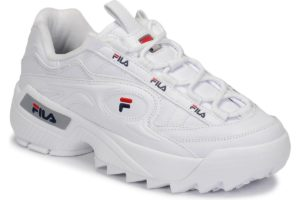 fila-d-formation s (trainers) in-womens-white-1010856-92n-white-trainers-womens