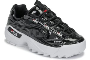 fila-d-formation f s (trainers) in-womens-black-1011042-25y-black-trainers-womens