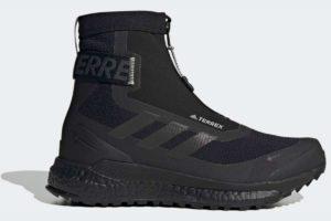 adidas-terrex free cold.rdy hiking boots-womens-black-FU7224-black-trainers-womens