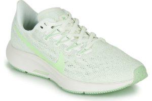 nike-zoom pegasus 36 trainers in-womens-green-aq2210-101-green-trainers-womens