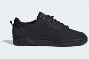adidas-continental 80s-womens-black-FV4631-black-trainers-womens