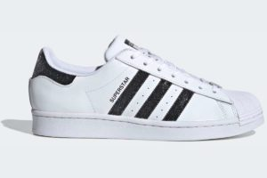 adidas-superstars with swarovski® crystals-womens