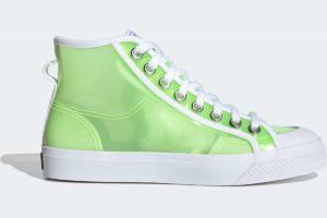 adidas-nizza high jellys-womens-green-FW9942-green-trainers-womens