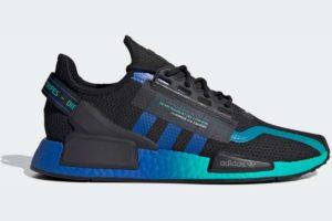 adidas-nmd_r1 v2s-mens-black-FY5913-black-trainers-mens
