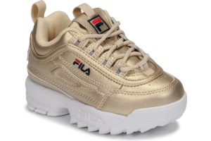 fila-disruptor f infants ss (trainers) in-boys