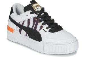 puma-cali sport wild s (trainers) in-womens-white-373909-01-white-trainers-womens