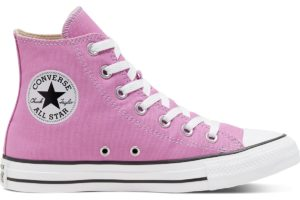 converse-all star high-womens-pink-166704C-pink-trainers-womens