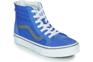 vans-sk8-hi zip ss (high-top trainers) in-boys