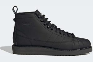 adidas-superstar boots-womens-black-FZ3835-black-trainers-womens