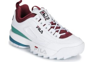 fila-disruptor cb low s (trainers) in-womens-white-1010604-02h-white-trainers-womens