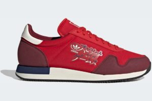 adidas-spirit of the gamess-mens-red-FV2045-red-trainers-mens