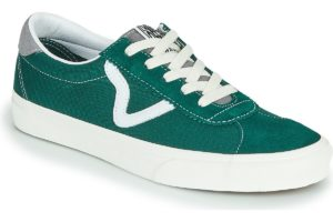 vans-sports (trainers) in-mens-green-vn0a4bu622k1-green-trainers-mens
